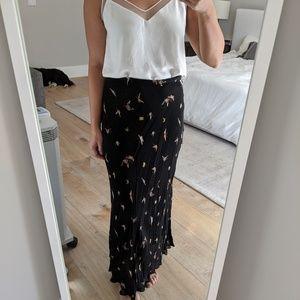 Betsey Johnson butterfly skirt